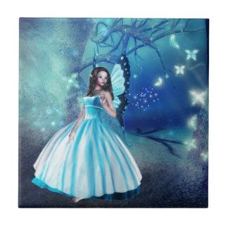 Cinderella Fairy Tile