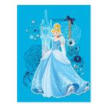Cinderella - Graceful Postcards