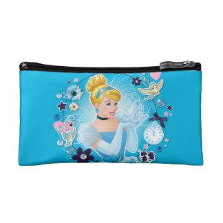 Cinderella - Gracious as a True Princess Makeup Bag