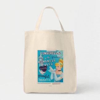 Cinderella - Kindness Rules Tote Bag