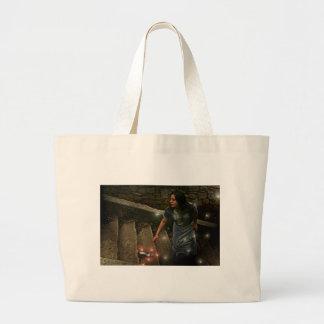 Cinderella Looses Her Shoe Canvas Bag
