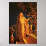 Cinderella, Maxfield Parrish Fine Art Print