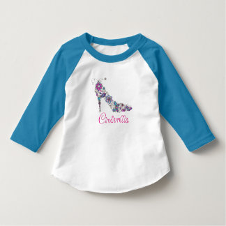 Cinderella - (More Colors) Shoe / T-Shirt