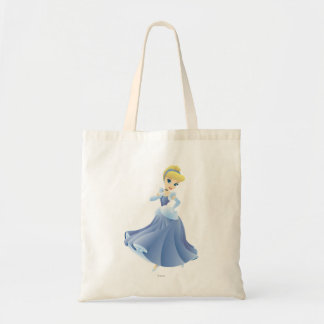 Cinderella Posing Tote Bag