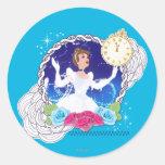 Cinderella - Princess Cinderella Round Stickers