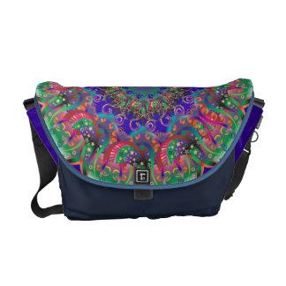 Cinderella s Pumpkin Coach M-Messenger Bag-B Courier Bags