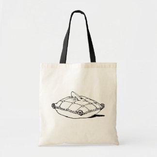 Cinderella Slipper Fairytale Art Tote Budget Tote Bag