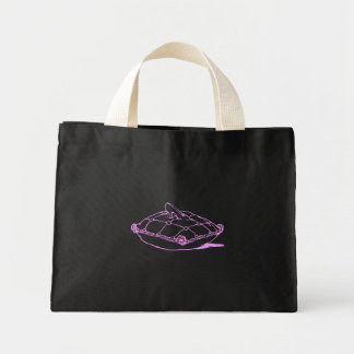 Cinderella Slipper Shopping Tote Bags
