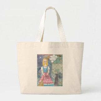 Cinderella Tote Bags