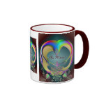 cinderellas carriage ringer coffee mug