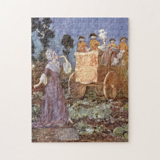 Cinderella's Coach by Millicent Sowerby Puzzles