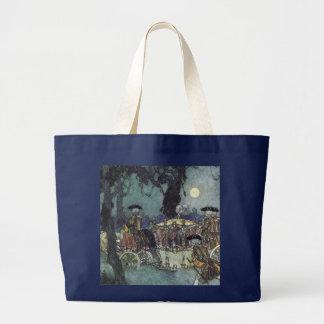 Cinderella's Fairy Tale Coach by Edmund Dulac Bag