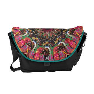Cinderella's Pumpkin Coach M-Messenger Bag P Commuter Bags