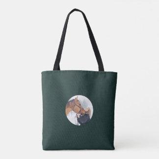 Cindy and Irish Bag