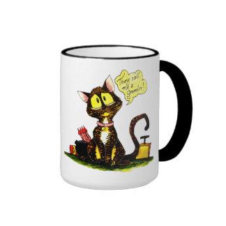 Cindy the Gremlin - big mug