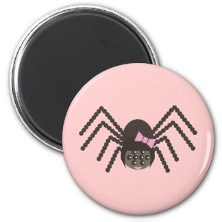 Cindy the Spider Refrigerator Magnet