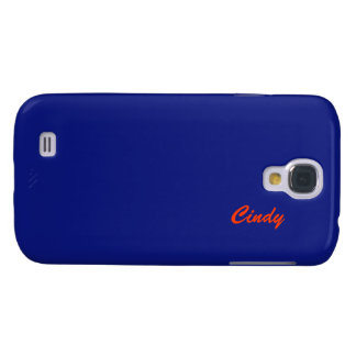 Cindy's Samsung galaxy s4 cover