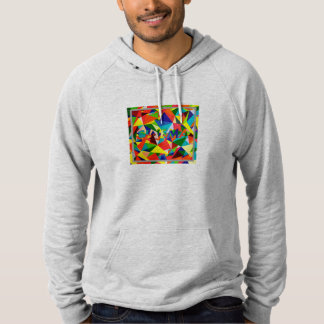 Cinema Abstract Hoodie
