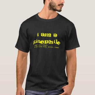 Cinema lover t-shirt