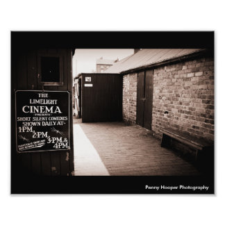 Cinema - Print Art Photo