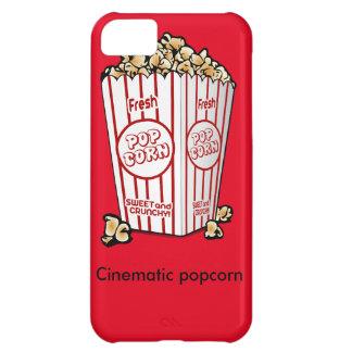 Cinematic popcorn iPhone 5C case