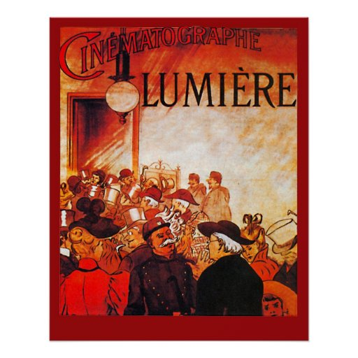 Cinematographe - Poster