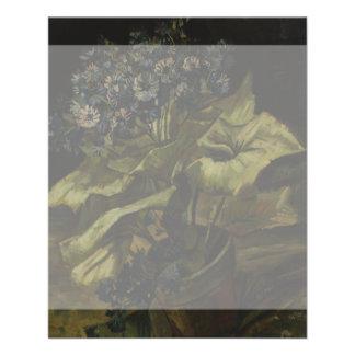 Cineraria by Vincent Van Gogh 11.5 Cm X 14 Cm Flyer