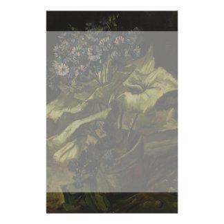 Cineraria by Vincent Van Gogh Full Color Flyer