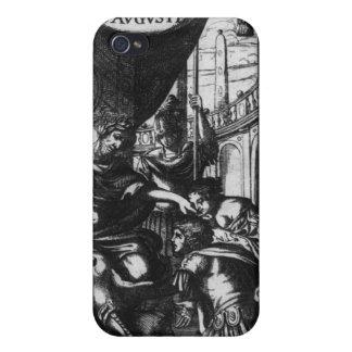 'Cinna ou la Clemence d'Auguste' iPhone 4 Cover
