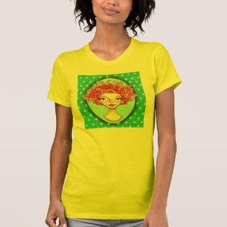 Cinnamon Frizz Design Logo T-Shirt