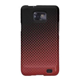 Cinnamon hafltone dot Samsung Galaxy Galaxy SII Case