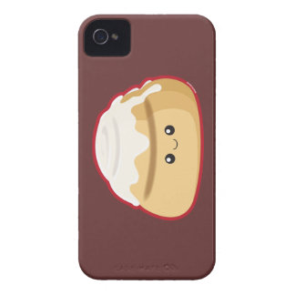 Cinnamon Roll Case-Mate iPhone 4 Cases