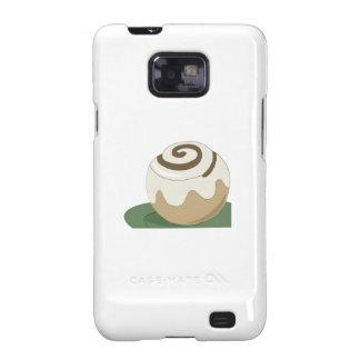 Cinnamon Roll Samsung Galaxy SII Cases