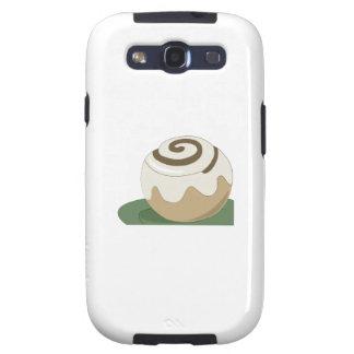 Cinnamon Roll Samsung Galaxy SIII Case