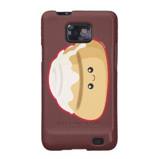 Cinnamon Roll Galaxy SII Case