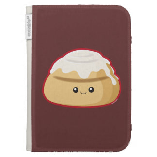 Cinnamon Roll Kindle 3G Covers