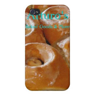 Cinnamon Roll iphone Case iPhone 4 Cases
