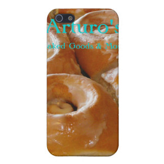 Cinnamon Roll iphone Case iPhone 5/5S Cases