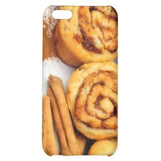 Cinnamon Rolls iPhone 5C Covers