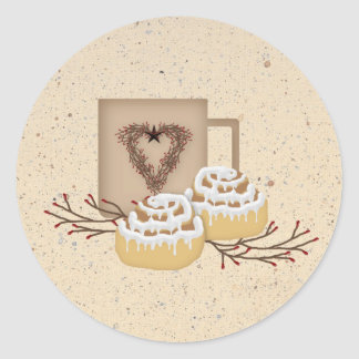 Cinnamon Rolls Sticker