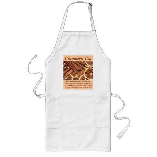 Cinnamon Tea apron