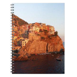 Cinque Terre, Italy Notebooks