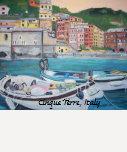Cinque Terre, Italy T-Shirt