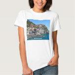 Cinque Terre, Liguria, Italy T Shirts