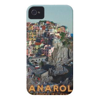 Cinque Terre - Manarola iPhone 4 Case-Mate Case