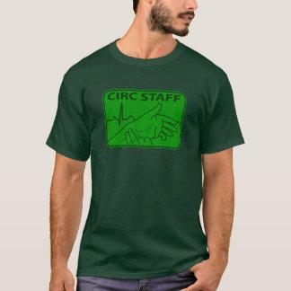 Circ Staff (Front) T-Shirt