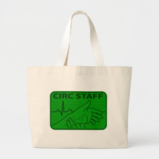 Circ Staff Jumbo Tote Bag