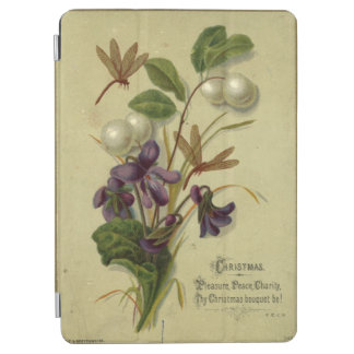 Circa 1881: Snowberries and violets iPad Air Cover