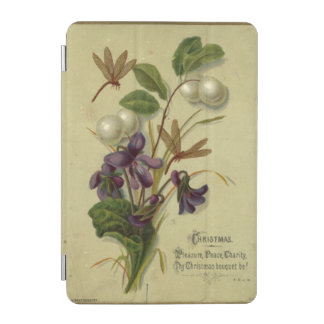 Circa 1881: Snowberries and violets iPad Mini Cover