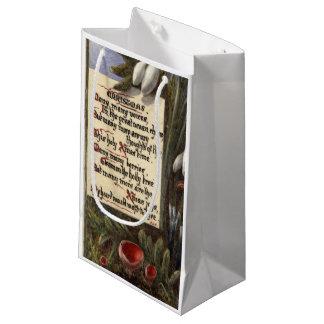 Circa 1890: Snowdrops Small Gift Bag